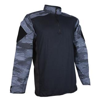 TRU-SPEC Poly / Cotton 1/4 Zip Urban Force Combat Shirt A-TACS LE-X
