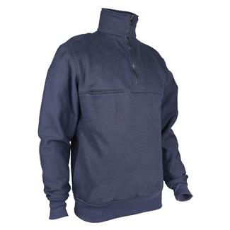 TRU-SPEC XFire 1/4 Zip Job Shirt Navy