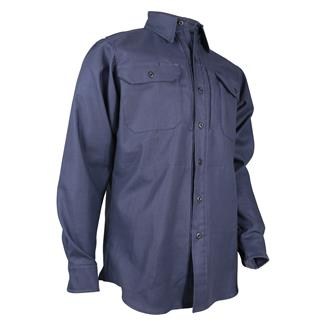 Tru-Spec XFire Dress Shirt Navy