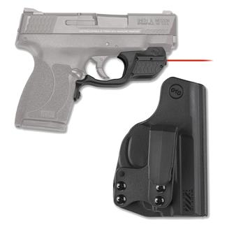 Crimson Trace LG-485 Laserguard with IWB Holster Red Black