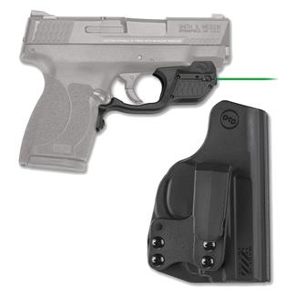 Crimson Trace LG-485G Laserguard with IWB Holster Black Green