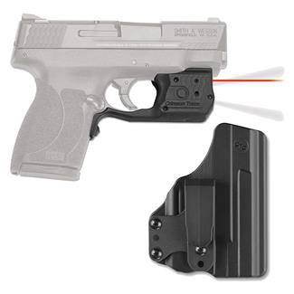 Crimson Trace LL-808 Laserguard Pro with IWB Holster Black Red