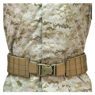 Blackhawk Padded Patrol Belt Coyote Tan