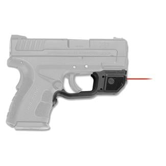 Crimson Trace LG-496 Laserguard Black Red