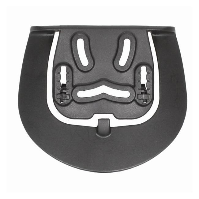 Blackhawk Paddle w/ Screws Black