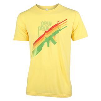 TG PewPew T-shirt Yellow Gold