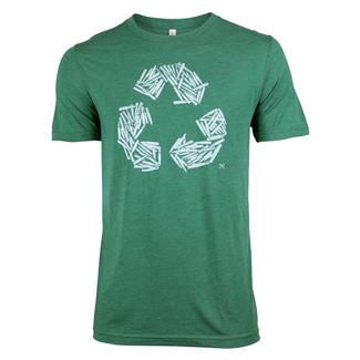 TG Recycle T-shirt Grass Green
