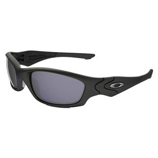 Oakley Straight Jacket Matte Black (frame) / Gray Polar (lens)