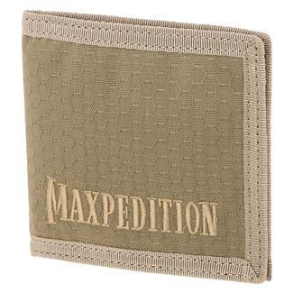 Maxpedition AGR Bi-Fold Wallet Tan