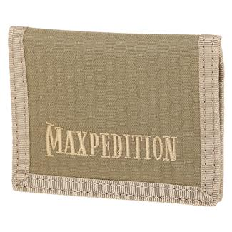Maxpedition AGR Low Profile Wallet Tan