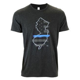 TG TBL New Jersey T-Shirt Charcoal Black