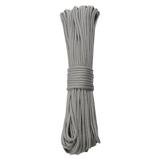 5ive Star Gear 550 LB Paracord - 100ft Silver / Gray