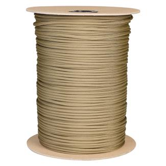 5ive Star Gear 550 LB Paracord - 1000ft Spool Coyote