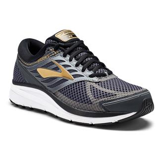 Brooks Addiction 13 Black / Ebony / Metallic Gold