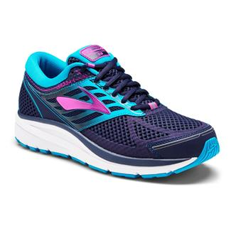 Brooks Addiction 13 Evening Blue / Teal Victory / Purple Cactus Flower