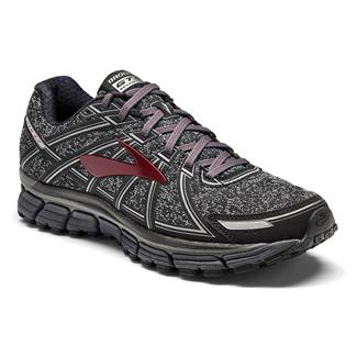 Brooks Adrenaline GTS 17 Metallic Charcoal / Black / Tawny Port
