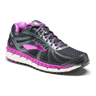 Brooks Ariel 16 Anthracite / Purple Cactus Flower / Primer Gray