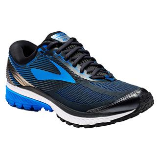 Brooks Ghost 10 Ebony / Metallic Charcoal / Electric Brooks Blue