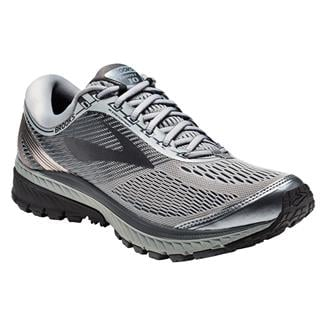 Brooks Ghost 10 Primer Gray / Metallic Charcoal / Ebony