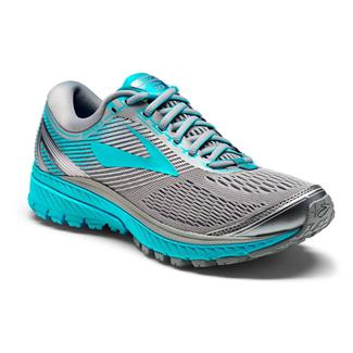 Brooks Ghost 10 Primer Gray / Teal Victory / Silver