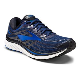 Brooks Glycerin 15 Peacoat Navy / Electric Brooks Blue / Black