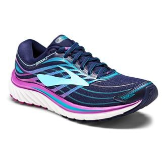 Brooks Glycerin 15 Evening Blue / Purple Cactus Flower / Teal Victory
