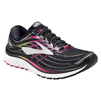Brooks Glycerin 15 Black / Pink Peacock / Plum Caspia