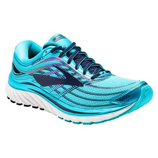 Brooks Glycerin 15 Capri / Evening Blue / Purple Cactus Flower