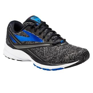 Brooks Launch 4 Black / Anthracite / Electric Brooks Blue