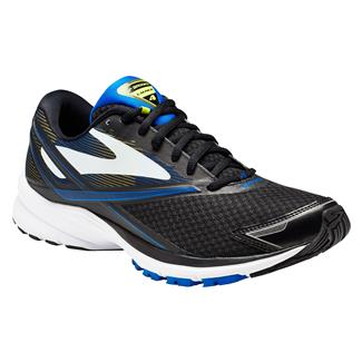 Brooks Launch 4 Black / Lapis Blue / Lime Popsicle