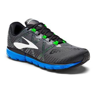 Brooks Neuro 2 Anthracite / Electric Brooks Blue / Green Gecko