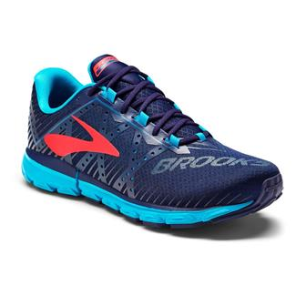 Brooks Neuro 2 Evening Blue / China Blue / Fiery Coral