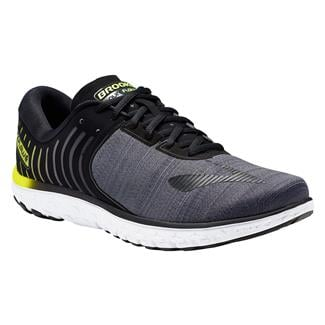 Brooks PureFlow 6 Black / Ebony / Lime Popsicle