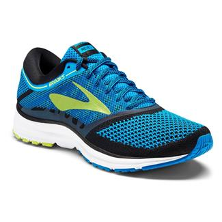 Brooks Revel Methyl Blue / Lime Popsicle / Black