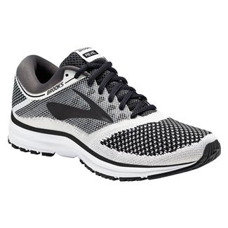 Brooks Revel White / Anthracite / Black
