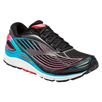 Brooks Transcend 4 Black / Diva Pink / Teal Victory