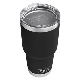 YETI Rambler 30 oz. Tumbler with Lid Black