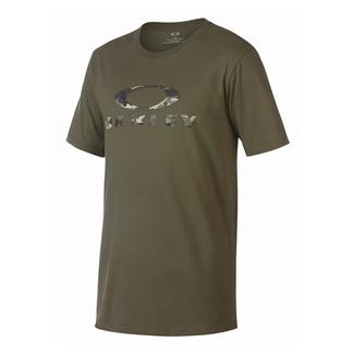 Oakley 50-50 Stealth II T-Shirt Dark Brush
