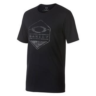 Oakley Camo Hex T-Shirt Blackout