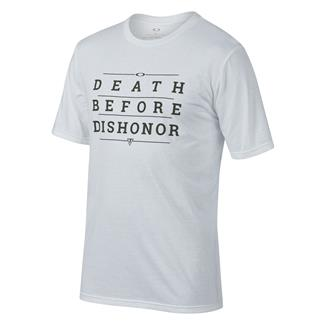 Oakley Death Before Dishonor T-Shirt White