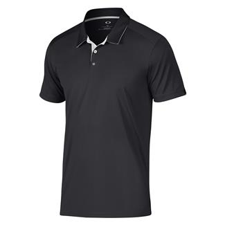 Oakley Divisional Golf Polo Blackout