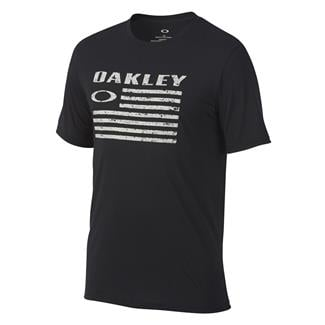 Oakley Flag T-Shirt Blackout