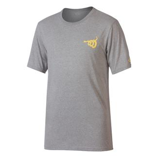 Oakley Gadsden T-Shirt Athletic Heather Gray