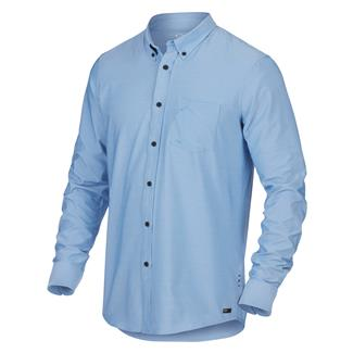 Oakley Icon Woven Long Sleeve Button Up Ozone