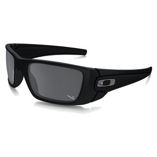 Oakley IHF Fuel Cell Blue Black (frame) - Black Iridium (lens)