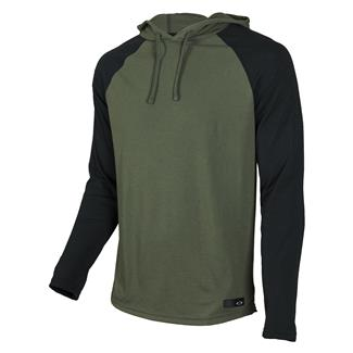Oakley Lakeside Hoodie Dark Brush