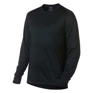 Oakley Long Sleeve Base T-Shirt Blackout