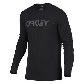 Oakley Mark II Long Sleeve T-Shirt Blackout
