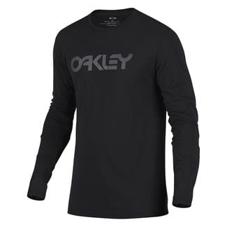 Oakley Mark II Long Sleeve T-Shirt Blackout