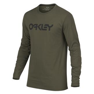 Oakley Mark II Long Sleeve T-Shirt Dark Brush